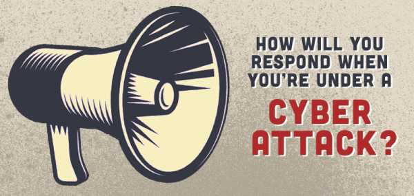 How Will You Respond when You're Under a Cyber Attack?