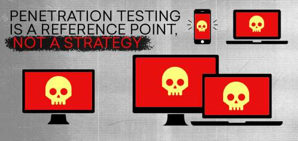 Penetration Testing Is a Reference Point, Not a Strategy